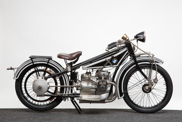 1924 BMW 493cc R32  Frame no. 31539 Engine no. 1199