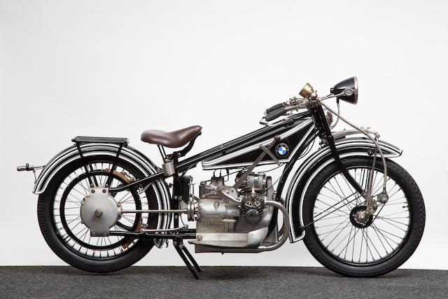 1924 BMW R32,