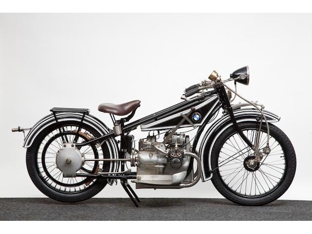 1924 BMW 493cc R32  Frame no. 31539 Engine no. 1199