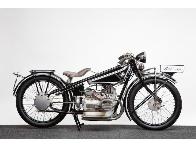 1927 BMW 494cc R42 Frame no. To be advised Engine no. 40121