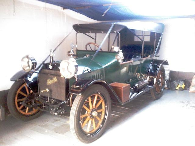 1913 Hupmobile 32hp Tourer  Chassis no. 35943 Engine no. 34998