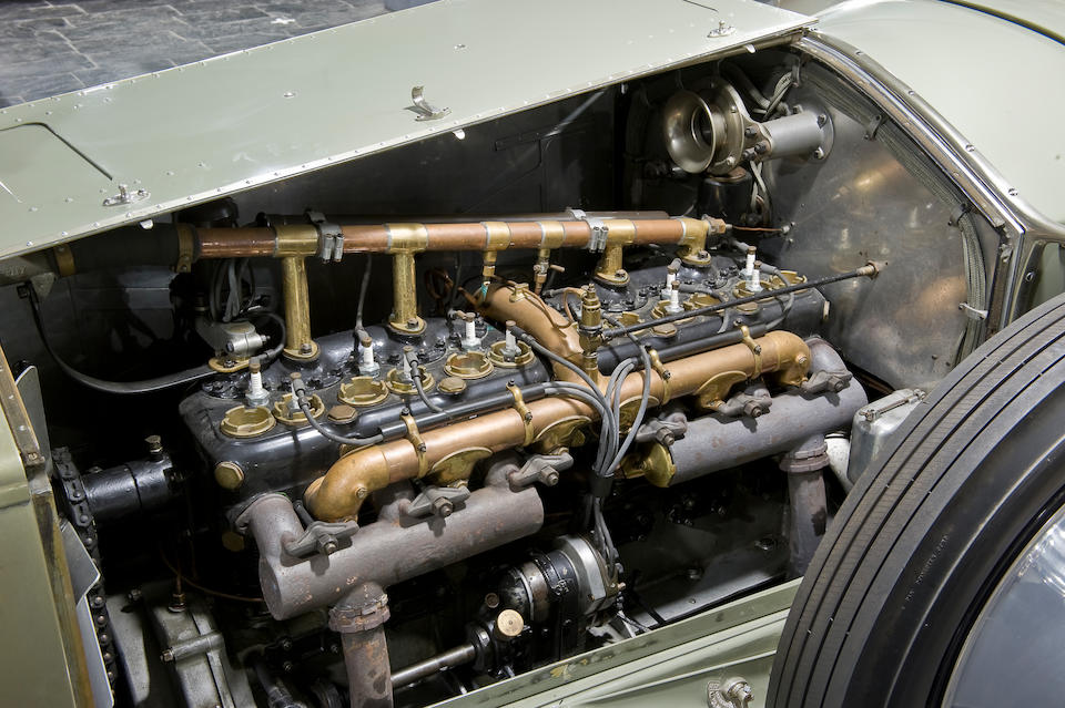 1920 Rolls-Royce 40/50hp Silver Ghost Tourer, Chassis no. 33PE