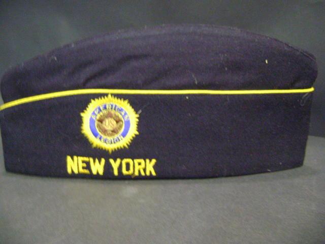 Gene Tunney's American Legion cap