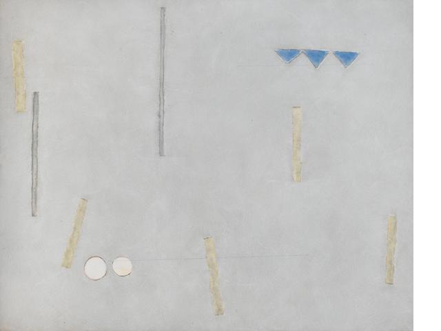 Felim Egan (Irish, born 1952) Untitled, 1993  (unframed)