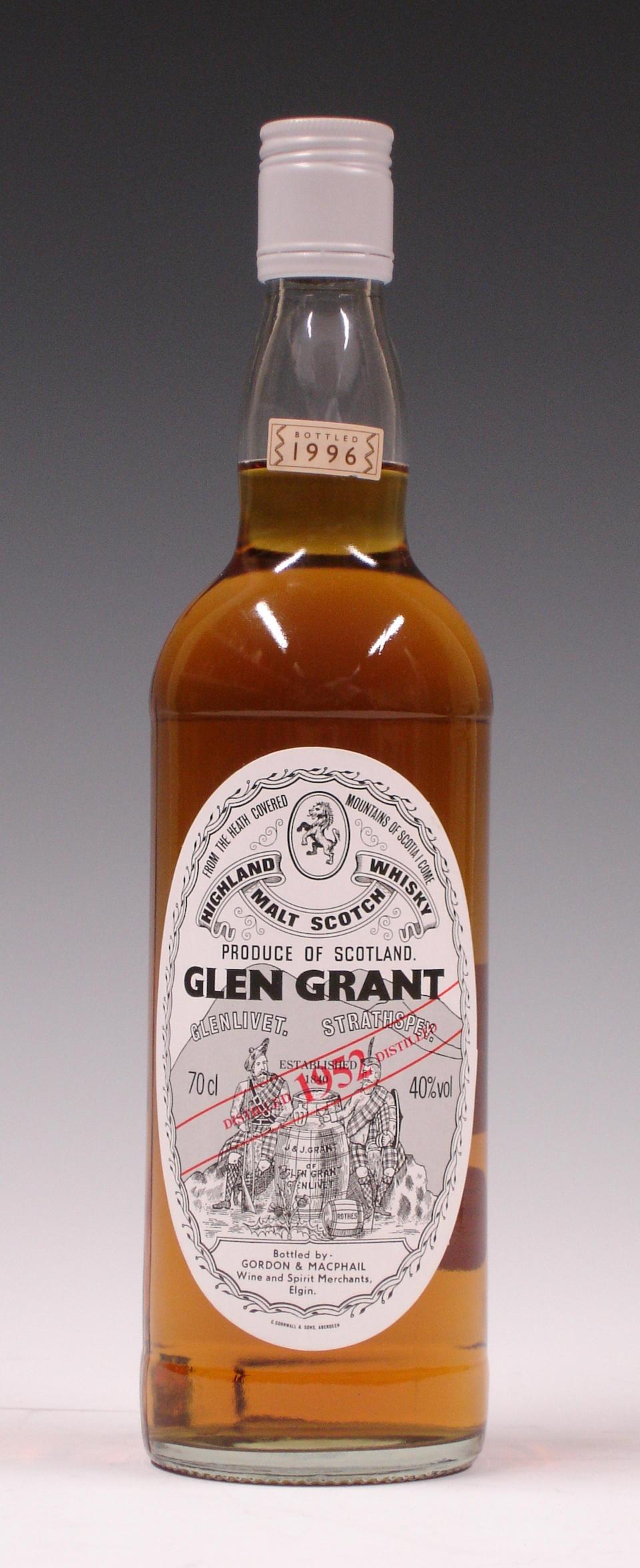 Glen Grant- 1952