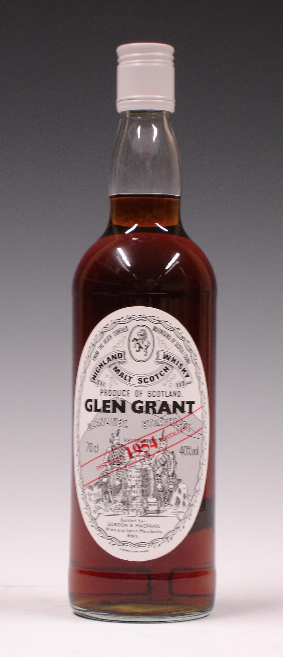 Glen Grant- 1954