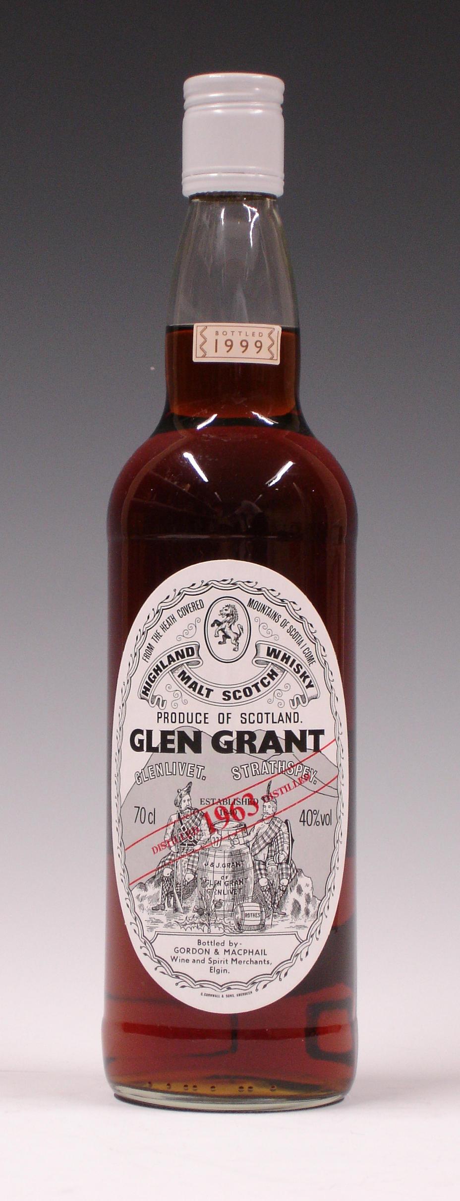 Glen Grant- 1963