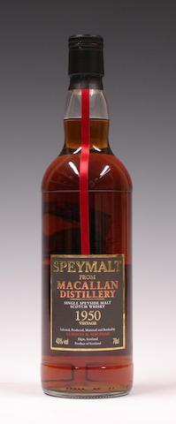 Macallan Speymalt-1950