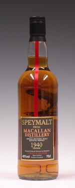 Macallan Speymalt- 1940