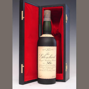 The Glenlivet Royal Wedding Reserve-25 year old