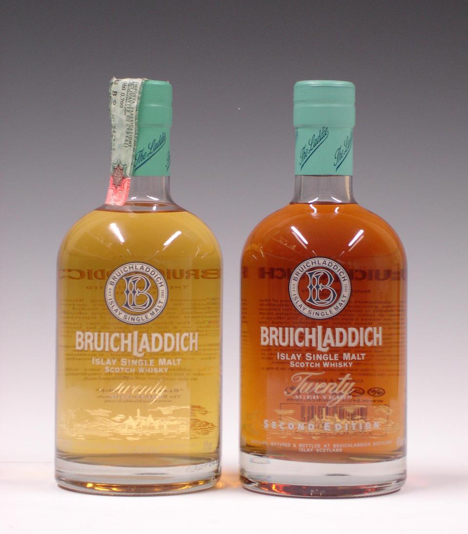 Bruichladddich-20 year old  Bruichladich-20 year old