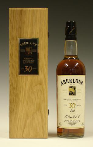 Aberlour-30 year old-1966