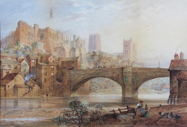 John Storey (British, 1827-1888) 43 x 60cm