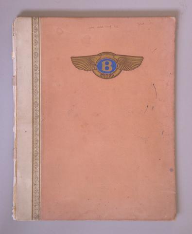 A 6½ litre Bentley sales brochure, October 1928,