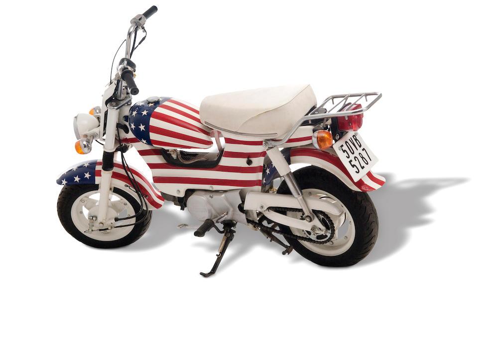 Bonhams : c 1973 Honda 50cc Chaly Frame no  CF50E 2739172