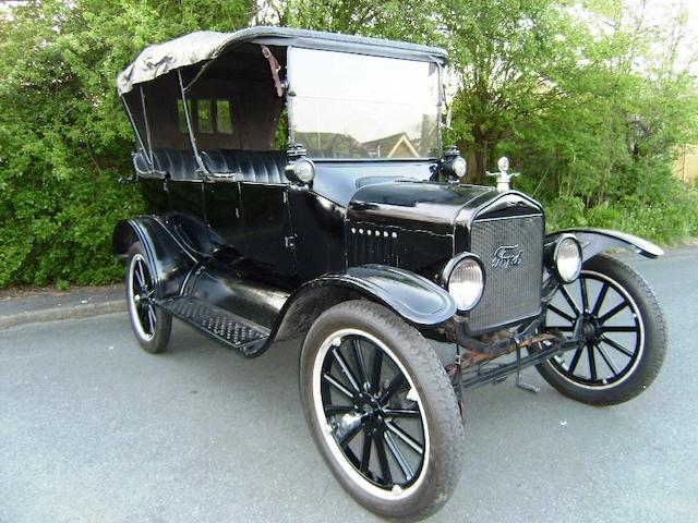 1918 Ford Model T,