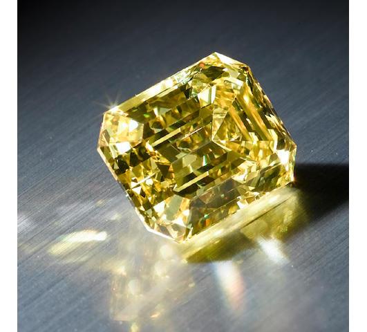 A diamond and fancy-coloured diamond necklace