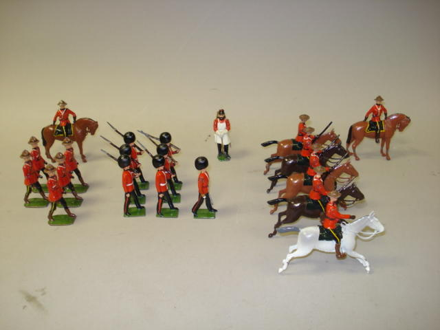 Britains Canadian Forces 19