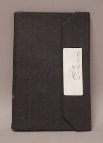 A handbook for the Bentley 4 ¼ Litre Mk.VI.