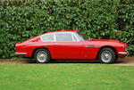 Formerly the property of John Stephen,1969 Aston Martin DB6 Saloon  Chassis no. DB6/4003/R Engine no. 400/4068