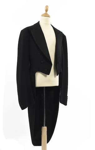 Humphrey Bogart: a tailcoat,