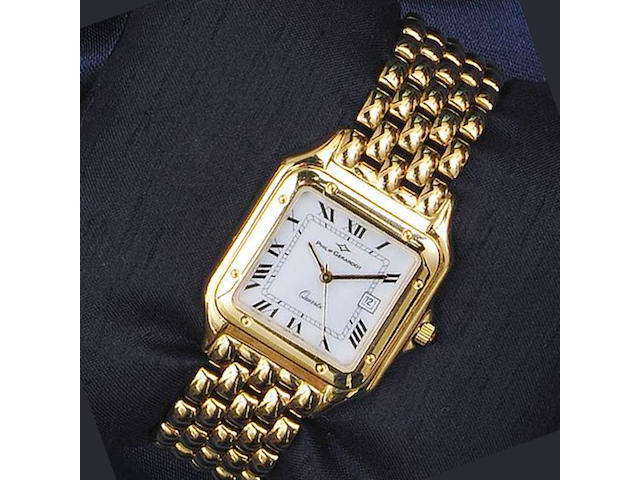 Philip Gerardot: A gentleman's quartz wristwatch