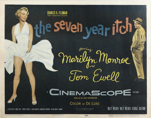The Seven Year Itch, Twentieth Century-Fox, 1955,