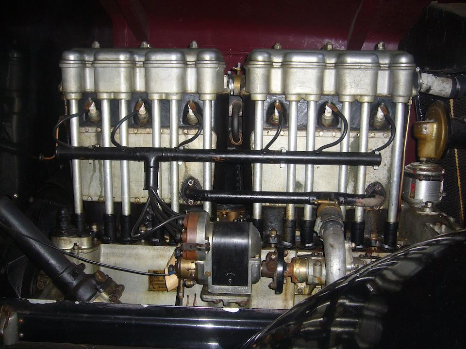 1920 Armstrong-Siddeley 30hp Series E 5-Litre Open Drive Limousine  Chassis no. 1936E Engine no. 13221