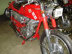 1969 Ducati 250cc Monza Frame no. DM250/81995 Engine no. DM250/100943