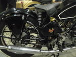 1952 Scott 596cc Flying Squirrel Frame no. 5119 Engine no. DPY5043