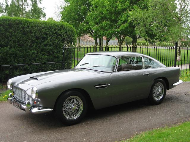 1962 Aston Martin DB4 Saloon  Chassis no. DB4/931/R Engine no. 370/925