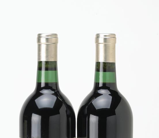 Château Calon Segur 2003 (double magnum)