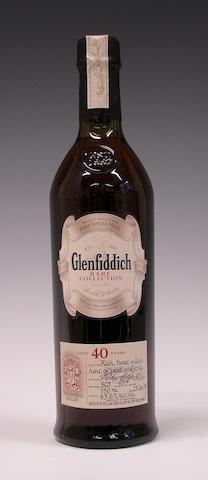 Glenfiddich-40 year old