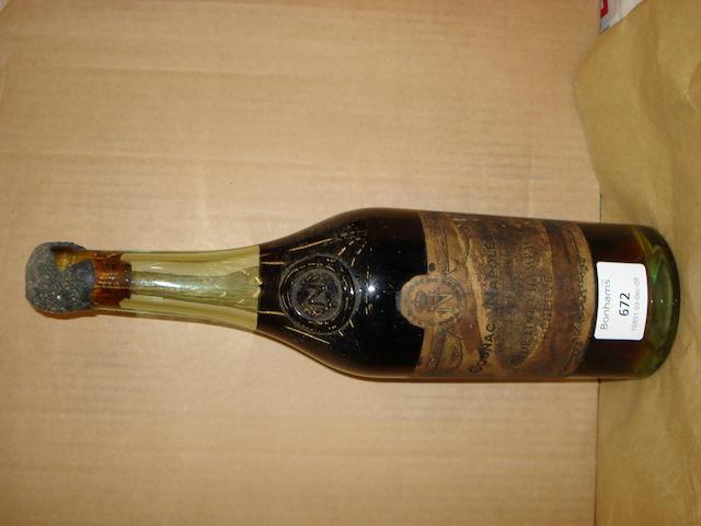 Cognac Napoléon Grande Fine Champagne Réserve 1811