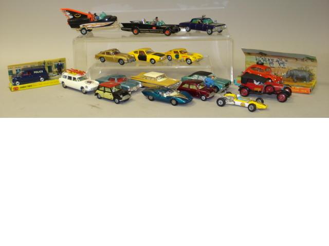 Corgi toys 17