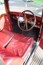 1929 Bugatti Type 44 'Fiacre' Coupé  Chassis no. 441193 Engine no. 398