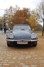 1971 Citroën DS21 Décapotable  Chassis no. 4648944 Engine no. 0570001940