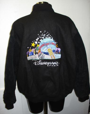 Planet Hollywood - Disneyland Paris Grand Opening crew jacket,