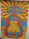 A scarce concert poster for the 'Phun City' Festival, 24th-26th July 1970,
