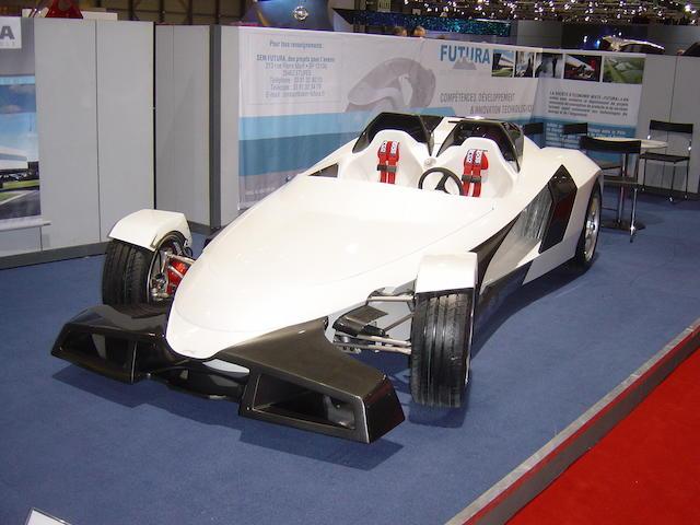 2008 Futura - Sbarro concept-car Genesis,