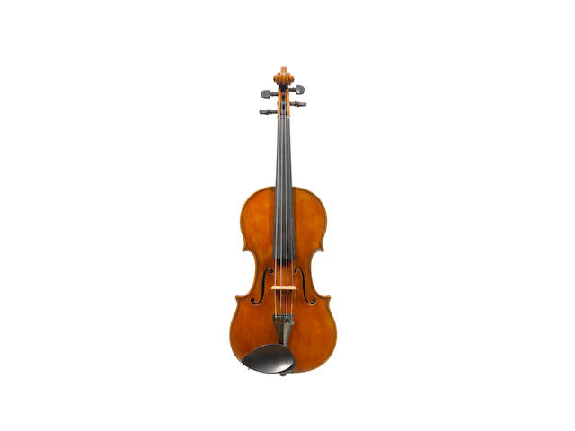 Pedrazzini Violin 1926 in case