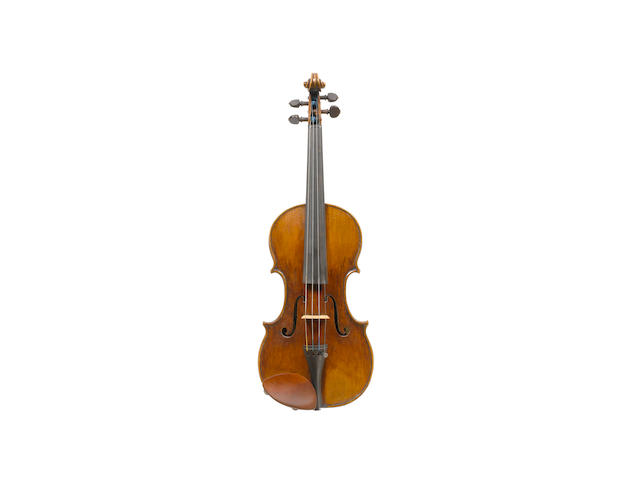 An Italian Violin by Matteo Goffriller, Venice, 1692 (2)
