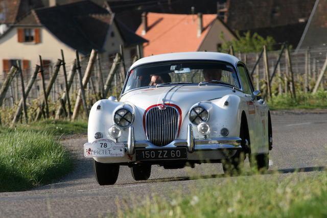 1960 Jaguar XK 150S, Chassis no. T836988DN
