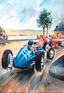 Rob Roy, (1909 -1992) 'Talbot-Maserati', 1951