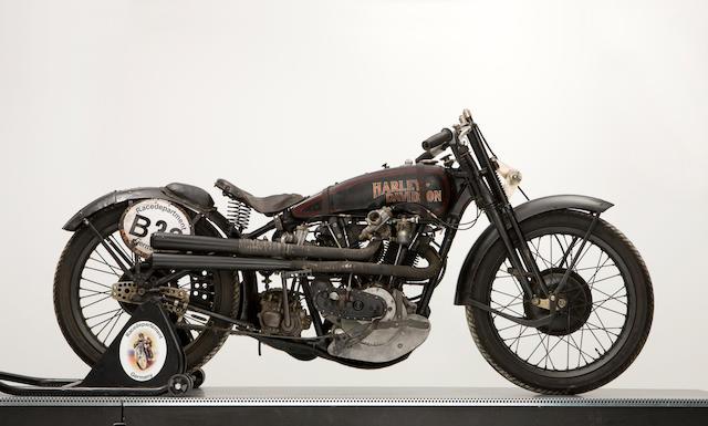 1923 Harley-Davidson Board Track Racer 74 cu in,