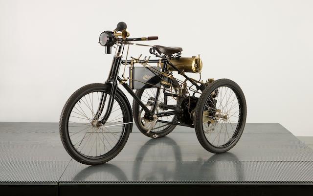 1899 Phebus Tricycle