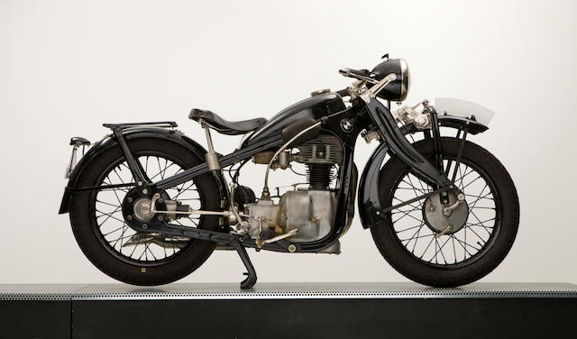 c.1933 BMW 398cc R4 Frame no. P3747D Engine no. 89138