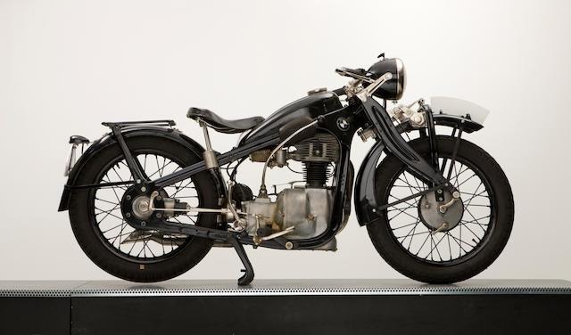 c.1933 BMW R4 Vertical Single