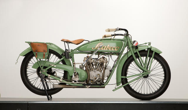 1923 Mabeco 600 Six V Twin