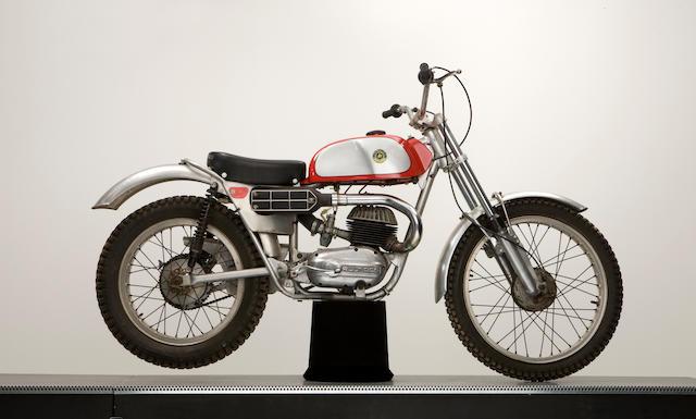 c.1970 Bultaco Sherpa Trials Frame no. 11109 Engine no. M-1000624